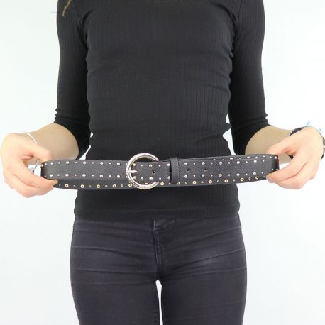 Belt Liu Jo black Joy A68230 E0027