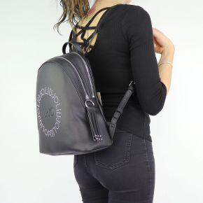Backpack Liu Jo black Colorado N68215 E0037