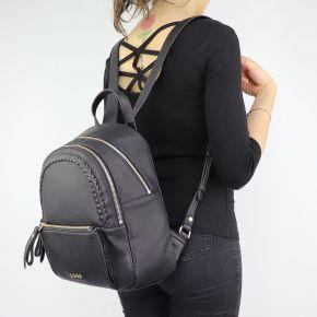 Backpack Liu Jo black Ceresio N68052 E0033