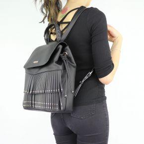 Backpack Liu Jo black Brera N68194 E0031
