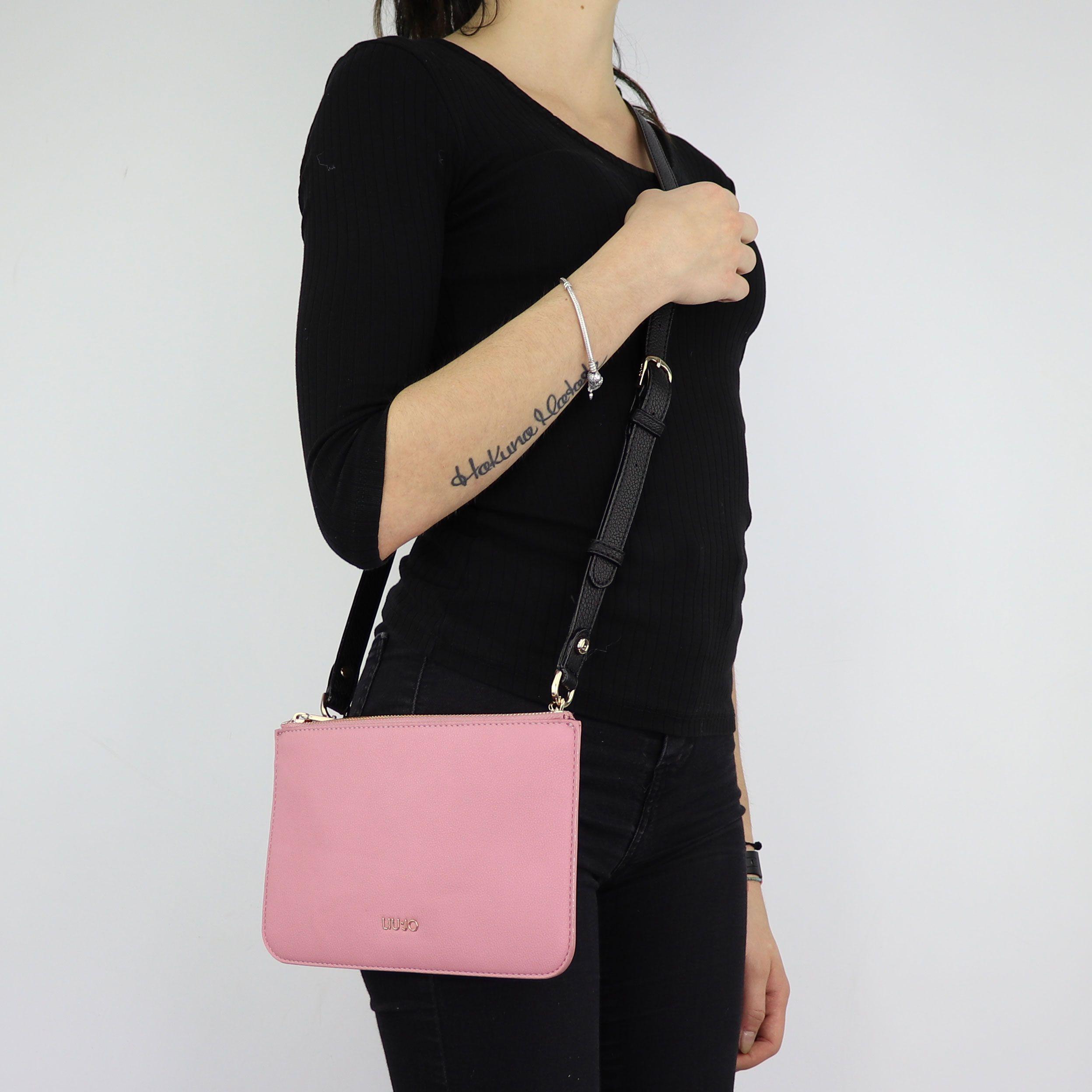 rico y magnífico patrones de moda más de moda Borsa Liu Jo mano-Catedral N68021 E0061 - In More Est Store