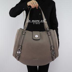 Tasche Liu Jo It ' s Me Grauer Werbung 2018