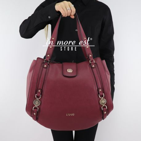 outlet store 1cd9b 991a2 Borsa Liu Jo It's Me Red Advertising 2018