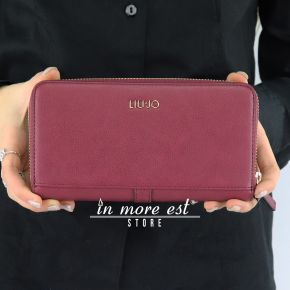 Wallet Liu Jo It's Me Red Advertising 2018