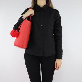 Shopping Love Moschino rossa con cuori rossi JC4322PP06KW0500