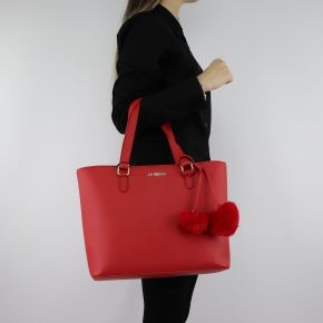 Shopping Love Moschino red with red hearts, JC4322PP06KW0500