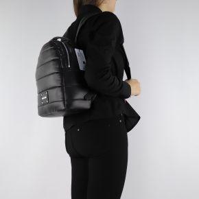 Rucksack Love Moschino schwarze gesteppte JC4256PP06KH0000
