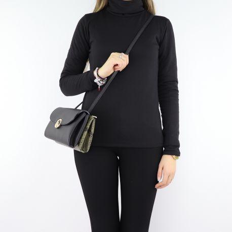 Shoulder bag Liu Jo black N68023 E0060