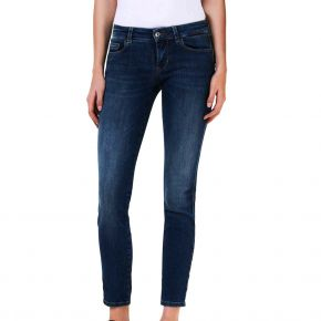 Jeans Bottom-up Liu Jo Sport Divine blu