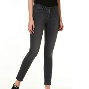 Jeans Bottom-up Liu Jo Sport Divine nero