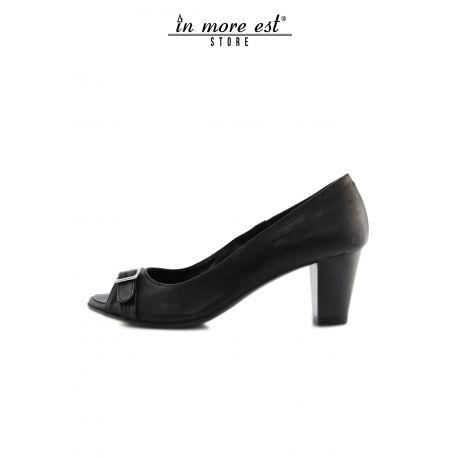 Dcollet Scarpe da Donna Top Zeppa Zeppe 8436 BLU SCURO 36