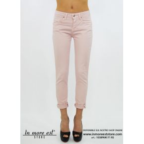 PINK JEANS STRETCH
