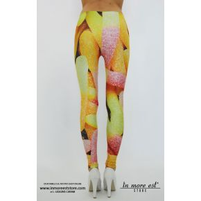 LEGGING CARAMELLE GELE' POLY MULTICOLOR