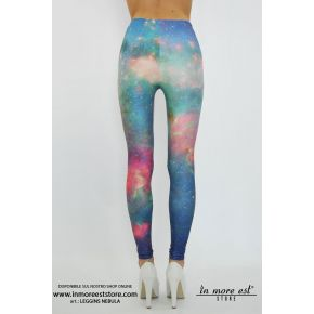 LEGGINGS SKY STAR POLY MULTICOLOR