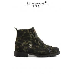 BOOT/AMPHIBIAN CAMOUFLAGE THE BOTTOM CARARMATO