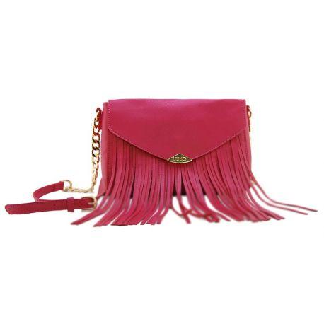 Shoulder bag umschlag clutch bag Liu Jo keros pink azalea