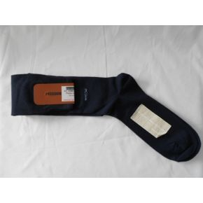 SOCKS LUNHI BLUE EMBROIDERY BLUE LOGO MISSONI