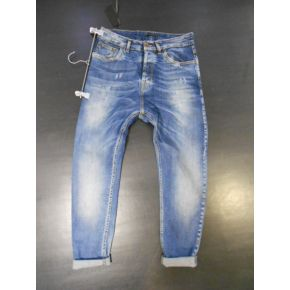 JEANS LYON SINGLE ELAST LAVAG LIGHT BLUE LOW CROTCH