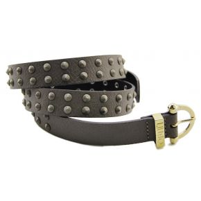 AVERAGE BELT AVRIL TAUPE STUDS TORTORA LIU JO