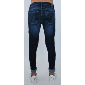 JEANS ELAST BLUE DARK WASH