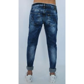 JEANS ELAST ONE LAVAG LIGHT BLUE