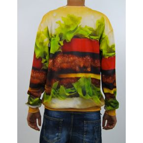 SWEATSHIRT SINT HAMBURGER CREW NECK