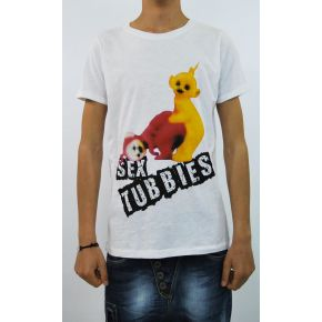 T-SHIRT DRUCK SEX TUBBIES