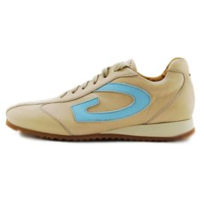 ALLAC CASUAL LOW BEIGE ALLAC LOGO G SKIN HEAVENLY