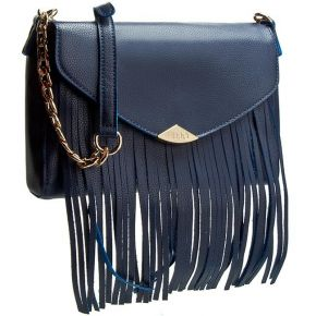 Shoulder bag clutch bag envelope Liu Jo keros blue