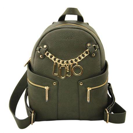 Rucksack Liu Jo m1 tasche rucksack armee grün