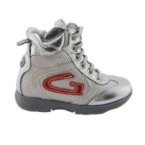 BOOT LAMIN/TESS ARG BOTTOM GREY RUBBER ALLAC LACE-UP LOGO G LAMIN RED