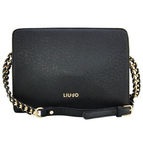 Bag tracollina Liu Jo s anna chain black