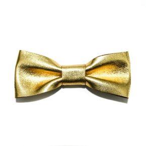 PAPILLON LEDER-GOLD - SLIM SERIES