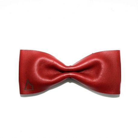 PAPILLON LEDER PUSSY RED - SLIM SERIES