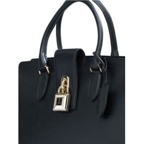 Bag duffle bag Patrizia Pepe black