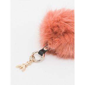 Keychain keyring Patrizia Pepe pink