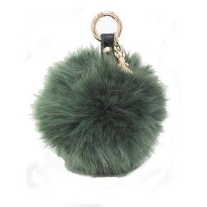 Keychain keyring Patrizia Pepe green