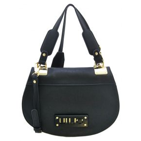 SHOULDER DIA BLACK LIU JO