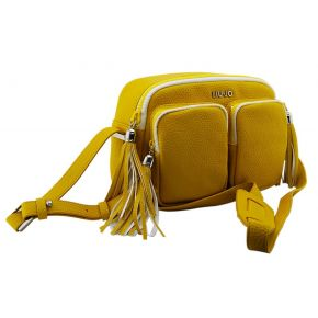 SHOULDER STRAP EVIA EMPIRE YELLOW LIU JO