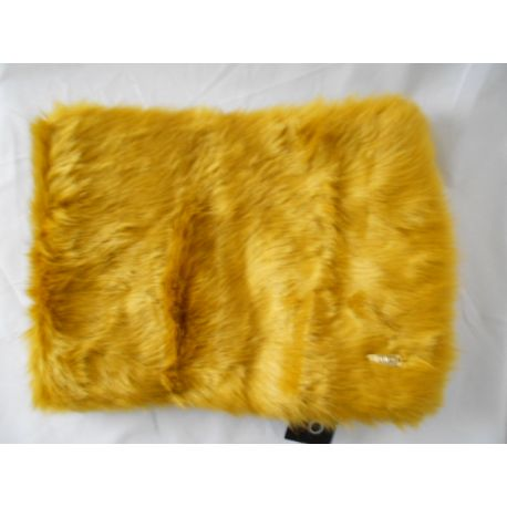 NECK EFFECT FOX YELLOW OCHRE LIU JO