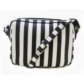 TRACOLLA S STRIPES BLACK STRIPE LIU JO