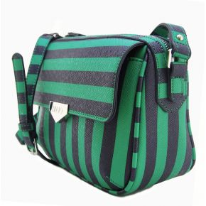 TRACOLLA S STRIPES FULL GREEN STRIPE LIU JO