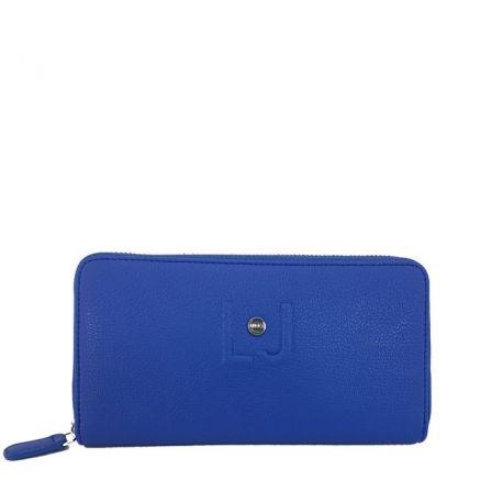 Geldbörse zip around grande Liu Jo charlize blau