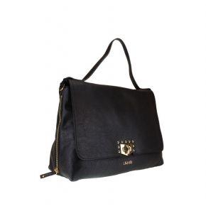 Bolsa de carpeta de Liu Jo de Girasol negro N17117 E0054