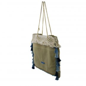 Shopping bag von Patrizia Pepe natural