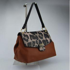 Bag folder Liu Jo large marseille brown