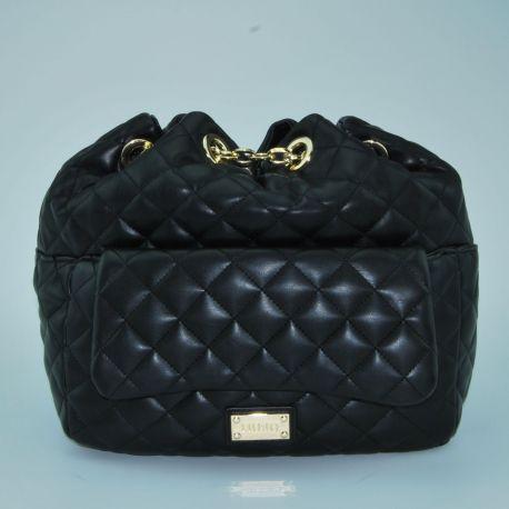 Tasche reisetasche Liu Jo schwarze tulpe gold