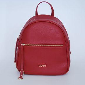 Bolsa de nylon Liu Jo eze laca roja