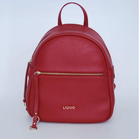 Tasche reisetasche Liu Jo eze rot lack