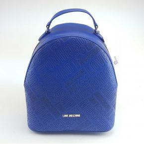 Zaino Love Moschino blu
